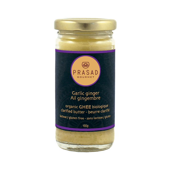 GHEE garlic ginger