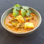 Broccoli and Pea Matar Paneer